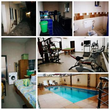 Luxury Studio Apartment with 24 Hours Electricity, Oniru, Victoria Island (vi), Lagos, Self Contained (studio) Flat for Rent