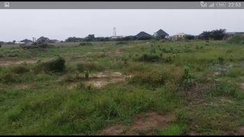 3 Acres of Land, Beside Royal Garden, Ajah, Lagos, Residential Land for Sale