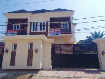 Fantastic 5 Bedroom Semi Detached Duplex, Orchid Hotel Road, Chevron Second Toll Gate, Lekki Expressway, Lekki, Lagos, Semi-detached Duplex for Sale
