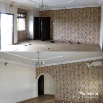 a Spacious Lovely and Serviced 3 Bedroom Flat, Saint Agnes, Yaba, Lagos, Flat for Rent