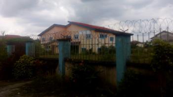 5 Bedrooms Twin Duplex, Shelter Africque Oron Road, Uyo, Akwa Ibom, Semi-detached Duplex for Rent