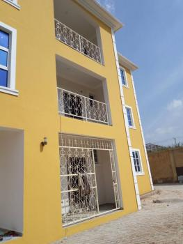 Newly Built and Neatly Finished 3 Bedroom, Aguwa Serika Crescent, Wuye, Abuja, Flat for Rent