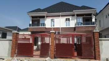 Brand New and Exquisitely Finished 4 Bedroom Semi-detached House with En Suite Boys Quarters, Off Ajiran-agungi Road, Agungi, Lekki, Lagos, Semi-detached Duplex for Sale