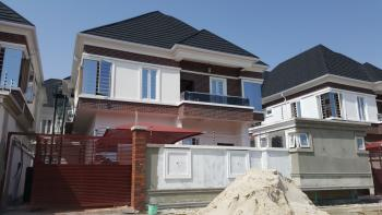 Brand New, Magnificently Built and Luxuriously Finished 5 Bedroom Detached House with Boys Quarter, Agungi, Lekki, Lagos, Detached Duplex for Sale