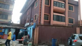 a 3 Storey Building with  C of O, Iwaya, Yaba, Lagos, Commercial Property for Sale