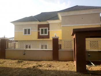 Brand New 4 Bedroom Fully Detached Duplex, Ikolaba, New Bodija, Ibadan, Oyo, Detached Duplex for Rent