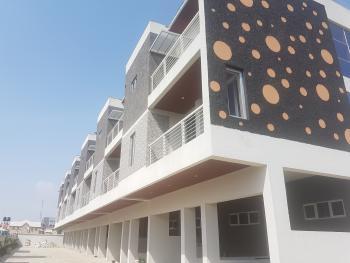 Newly Built 4 Bedroom Town House with Bq, Ikate Elegushi, Lekki, Lagos, Terraced Duplex for Sale