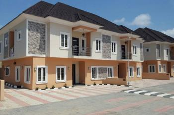 Tastefully Finished 4 Bedroom Semi I Detached Duplex with a C of 0 at Glamour Gardens, Abijo G. R. a, Sangotedo, Ajah, Lagos, Semi-detached Duplex for Sale