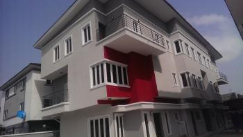 Spacious Newly Built 3 Bedroom Terrace with Bq and 3 Bedroom Penthouse for Sale in U3 Estate Lekki Phase 1, U3 Estate Lekki Phase 1 Right, Lekki Phase 1, Lekki, Lagos, Terraced Duplex for Sale