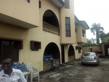 a Massive Detached House with 4 Nos 2 Bedrooms Flat, Ogunnusi Road, Omole Phase 1, Ikeja, Lagos, Detached Duplex for Sale