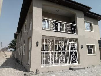 Four Bedroom Duplex, Majek 1st Gate, Sangotedo, Ajah, Lagos, Flat for Rent