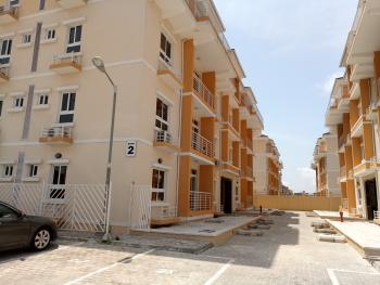 Super Luxury Tastefully Well Finished Serviced 3 Bedroom Pent House Apartment with 24hours Power in a Well Secured Estate N3.5m, Osapa London Lekki By Shoprite, Osapa, Lekki, Lagos, Flat for Rent