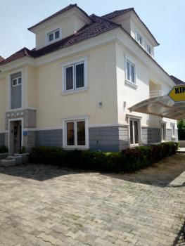 Uk Built 5 Bedroom Duplex Pattern with Bq, Life Camp, Gwarinpa, Abuja, Detached Duplex for Sale