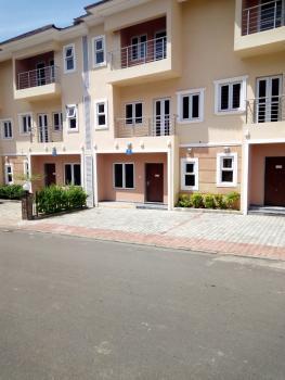 Terraces (3 Bedroom )+bq, Life Camp, Gwarinpa, Abuja, Terraced Duplex for Rent