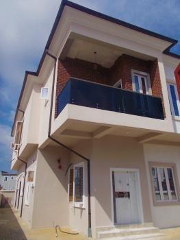 Sparkling and Classic 4 Bedroom Semi Detached Duplex, Orchid Hotel Road, Chevron Second Toll Gate, Lekki Expressway, Lekki, Lagos, Semi-detached Duplex for Sale