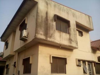 4 Bedroom Detached Duplex  with 2 Room Bq, M.k.o Abiola Garden Estate, Alausa, Ikeja, Lagos, Detached Duplex for Sale
