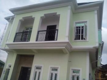 Newly Built 5 Bedroom Duplex, All Rooms En Suite, Omole Phase 1, Ikeja, Lagos, Detached Duplex for Sale