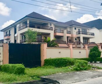 Luxury Three Bedroom Flat with a Room Bq, Lekki Phase 1, Lekki, Lagos, Flat for Rent