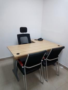Private & Medium Large Office for Short Let, Osborne Road, Osborne, Ikoyi, Lagos, Office Short Let