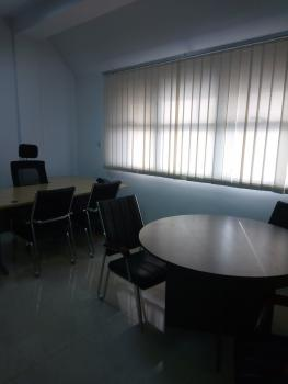 Private Large Office for Short Let, Osborne Road, Osborne, Ikoyi, Lagos, Office Space Short Let