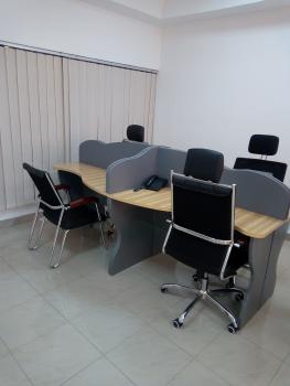 Workstation Office  Short/long Lesser, Osborne Road, Osborne, Ikoyi, Lagos, Office Short Let