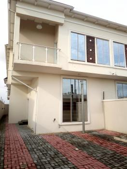 Newly Built 4 Bedroom Semi-detached Duplex with a Maids Room, All Rooms En Suite, Fitted Kitchen, Off Kusenla Road, Ikate Elegushi, Lekki, Lagos, Semi-detached Duplex for Sale