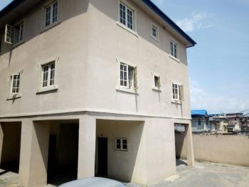 Decent 3 Bedroom Flat  with 3 Toilets, 2 Baths Upstairs with Ample Packing Space, Idofian Street, Off Julius Elebiju, Alapere, Ketu, Lagos, Flat for Rent