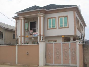 a Modern Storey Building of 2 Years Old Beautifully Built, Olopa Bus Stop, Iju-ishaga, Agege, Lagos, Self Contained (studio) Flat for Rent