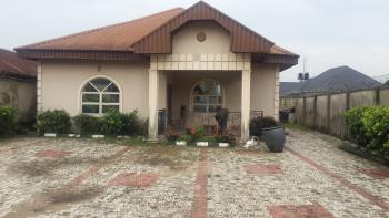 4 Bedroom Detached Bungalow, Health  Avenue, Off Eliozu Road, Obio-akpor, Rivers, Detached Bungalow for Sale