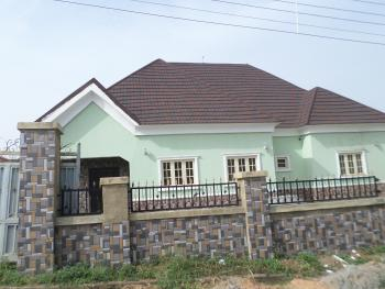 3 Bedroom Bungalow with 2 Room Bq, Life Camp, Gwarinpa, Abuja, Detached Bungalow for Rent