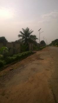 2250 Square Meter Land, Abdulrasak Road, G.r.a, Ilorin South, Kwara, Residential Land for Sale