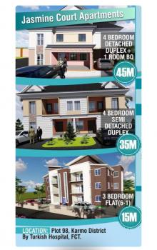 3 Bedroom Flat, Karmo, Abuja, Flat for Sale