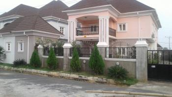 Bonaza ! 40% Down Payment Allowed N Pack in, Exclusive Furnished 5 Bedroom Duplex Inside an Estate, Gwarinpa, Abuja, Detached Duplex for Sale
