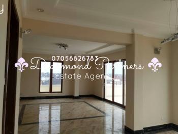 4 Bedroom Serviced Terrace Duplex with Bq, Chevron, Idado, Lekki, Lagos, Terraced Duplex for Rent
