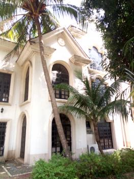5 Bedroom House with 3 Bedroom Guest Chalet, 2 Room Boys Quarters, Swimming Pool, Children Play Area, Garage, Off Queens Drive, Old Ikoyi, Ikoyi, Lagos, Detached Duplex for Rent