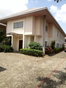 5 Bedroom Detached House, 2 Bedroom Guest Chalet, 2 Rooms Boys Quarters, Parkview, Ikoyi, Lagos, Detached Duplex for Rent