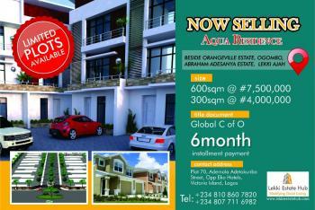 Aqua Residence, Ogombo, Ajah, Lagos, Residential Land for Sale