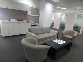 Private Office at Landmark Towers, Water Corporation Road, Victoria Island Extension, Victoria Island (vi), Lagos, Office Space Short Let