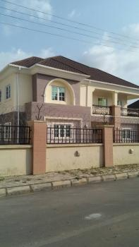 4 Bedroom Duplex with a Maids Room, Gym Room, Study, Sitting on a Land Measuring 500sqm, Royal Anchor Estate, Along Airport Road, Kuchingora, Maitama District, Abuja, Detached Duplex for Sale