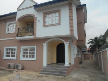 Luxury 4 Bedroom Semi-detached Duplex with Excellent Facilities, Lekki Phase 1, Lekki, Lagos, Semi-detached Duplex for Rent