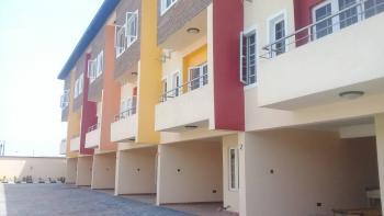 a Lovely 3 Bedroom Terrace, Ikate Elegushi, Lekki, Lagos, Terraced Duplex for Rent