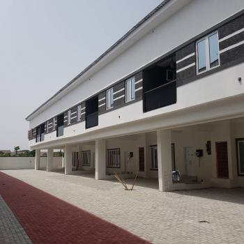 Newly Built & Serviced 2 Bedroom Terrace Duplex, Orchid Hotel Road, Lafiaji, Chevron Right Hand Side, Lekki, Lagos, Terraced Duplex for Sale
