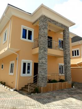 Beautiful Well Finished 5 Bedroom Detached House with a Room Bq on 400sqm  N160m, Lekki Phase 1, Lekki Phase 1, Lekki, Lagos, Detached Duplex for Sale