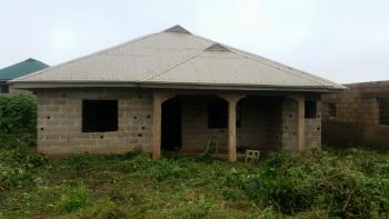 Uncompleted 3 Bedroom Bungalow, Osogbo, Osun, Detached Bungalow for Sale