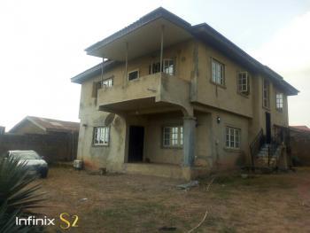 Four Bedrooms, 3 Bathrooms, Two Sitting Rooms, Road 2, Olowu Estate, Akobo Ojuirin, Akobo, Ibadan, Oyo, Terraced Duplex for Sale
