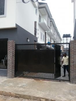 Beautifully Built 4 Bedroom  Terrace with Swimming Pool, Gym and Bq, Ikate Elegushi, Lekki, Lagos, Terraced Duplex for Sale
