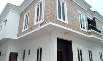 Newly Built 5 Bedroom Detached Duplex with 1 Bq, Osapa, Lekki, Lagos, Detached Duplex for Sale