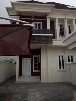 4 Bedroom Semi-detached Duplex with a Boys Quarters, All Rooms En Suite, Water Heaters, Solar System, Chevron Alternative Route, Lekki Expressway, Lekki, Lagos, Semi-detached Duplex for Sale