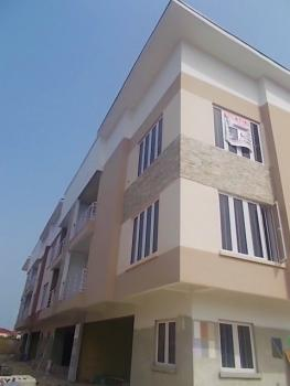 Classically Designed 4 Bedroom Detached Duplex, Oral Estate, Chevron Second Toll Gate, Lekki Expressway, Lekki, Lagos, Terraced Duplex for Sale