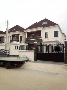 5 Bedroom Detached Duplex, a Maids Room,all Rooms En Suite, Fitted Kitchen, Solar System, Cctv, Chevron Alternative Route, Lekki Expressway, Lekki, Lagos, Detached Duplex for Sale